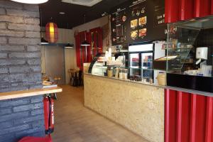 Restaurante Woking -Barcelona